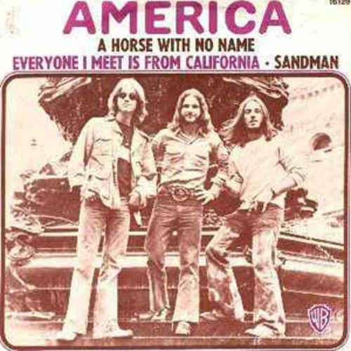 """The Number Ones: America's """"A Horse With No Name"""""""