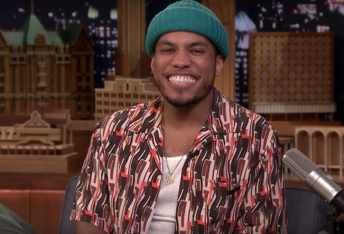 """Watch Anderson .Paak Talk Dr. Dre Collaborative Album & Perform """"Trippy"""" On The Tonight Show"""