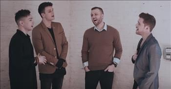 Anthem Lights Sing A Cappella Hymn 'Holy, Holy, Holy'