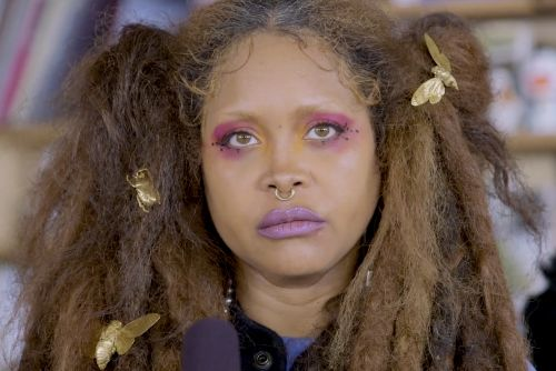 Obviously Watch Erykah Badu's New Tiny Desk Concert
