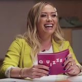 Hilary Duff Quizzed Meghan Trainor on Lizzie McGuire Trivia, and Holy Paolo! She Nailed It
