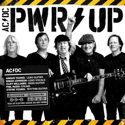 AC/DC Reunite With Former Members For Power Up