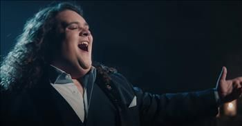 'Amazing Grace' From World-Renowned Tenor Jonathan Antoine
